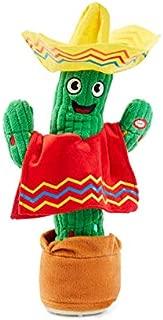 Best dancing cactus plush Reviews