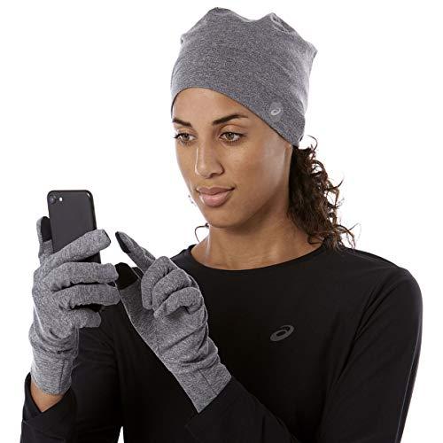 Preisvergleich Produktbild ASICS Laufen Pack (Gloves and Beanie) - X Large