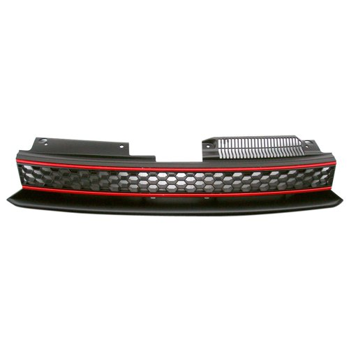nosign parrilla Golf VI GTI (Modelos de 10/08-