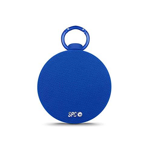 SPC UP - Speaker altavoz bluetooth portátil - Color Azul