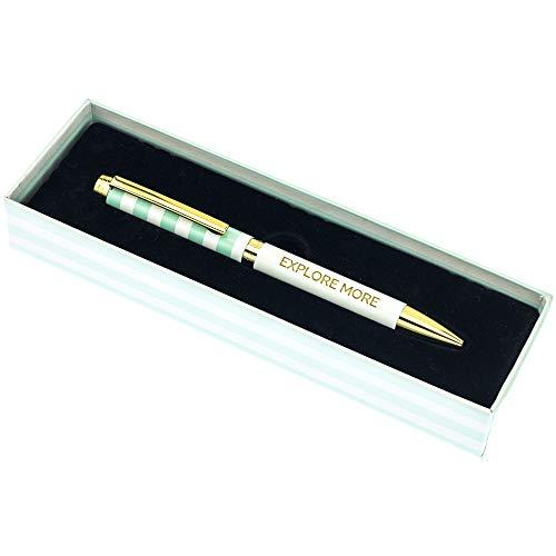 Fashion Pen: Explore More – Modischer Kugelschreiber: Entdecke mehr: Unser praktischer Kugelschreiber in der dekorativen Geschenkverpackung (Kugelschreiber in der Geschenkverpackung)