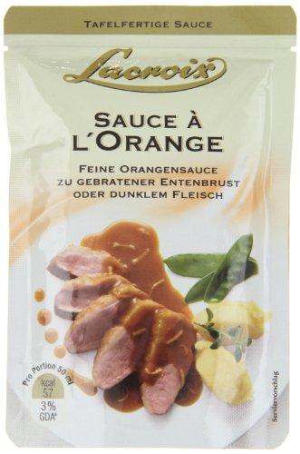 Lacroix Sauce a la Orange, 5er Pack (5 x 150 ml)