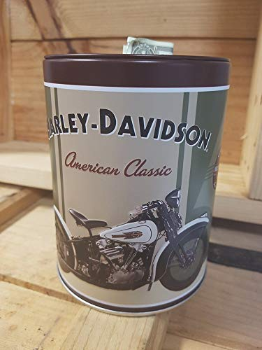 HELL'S DESIGN - Salvadanaio Harley Davidson American Classic