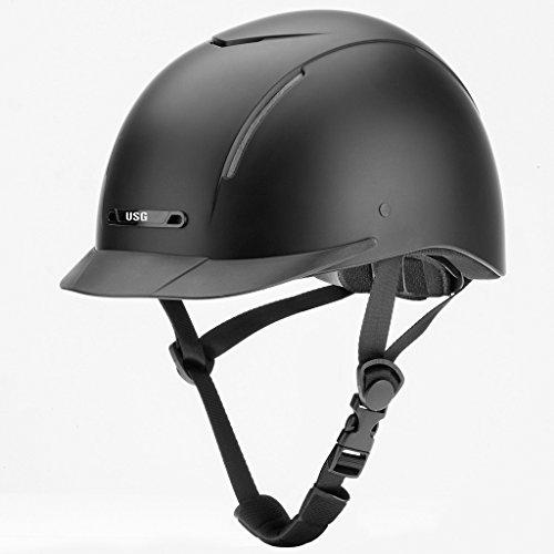 United Sportproducts B445–Germany USG Comfort Sportive–Casco de equitación