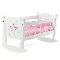Image of Emily Rose 18 Inch Doll Bed...: Bestviewsreviews