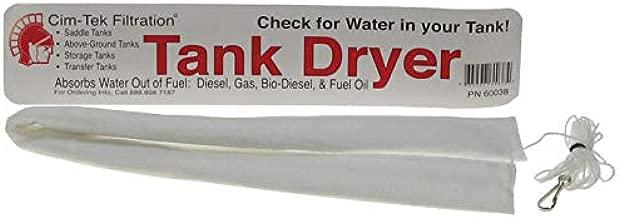 Tank Dryer. Removes harmful water from Diesel / Petrol / Bio Diesel and Fuel Oil Tanks