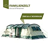 Zoom IMG-1 skandika tenda da 8 persone