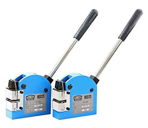 Pro-Lift-Werkzeuge Stauchgerät Streckgerät zwei Blechbieger Universal Stauchmaschine Streckmaschine Hebelbiegegerät Werkzeug