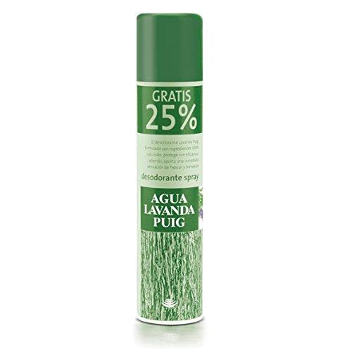 Lavanda Puig, Desodorante - 200 ml.
