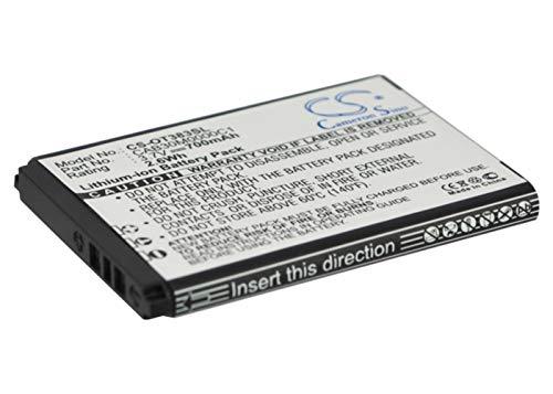 700 mAh batteria per Alcatel OT-565, OT-565A, OT-706, OT-706A, cristallo, OT-S319