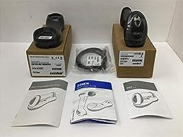 Zebra/Motorola Symbol DS6878-SR 2D Wireless Bluetooth Barcode Scanner, Includes Cradle and USB Cord
