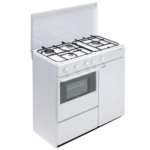 Bompani BI960YA/L Libera installazione Gas A Bianco cucina