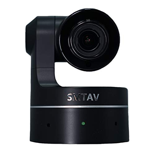 PTZ Camera with USB Outputs,3X Optical Zoom,Live Streaming Camera for Broadcast,Conference,Events,Church and School etc
