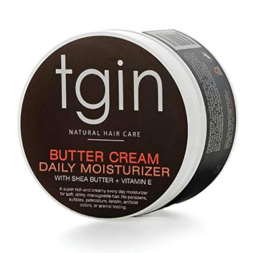 tgin Butter Cream Daily Moisturizer for Hair