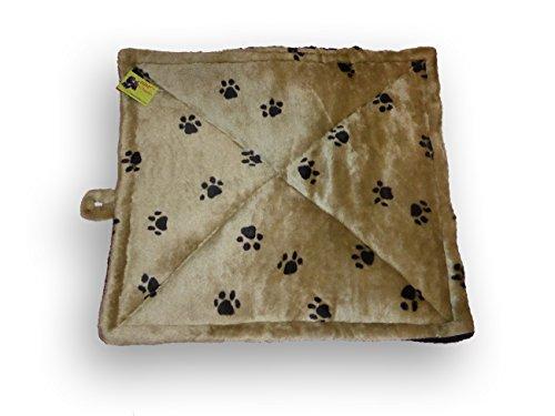 HDP Pet Thermal Cat Bed Mat Color:Pawprint Review