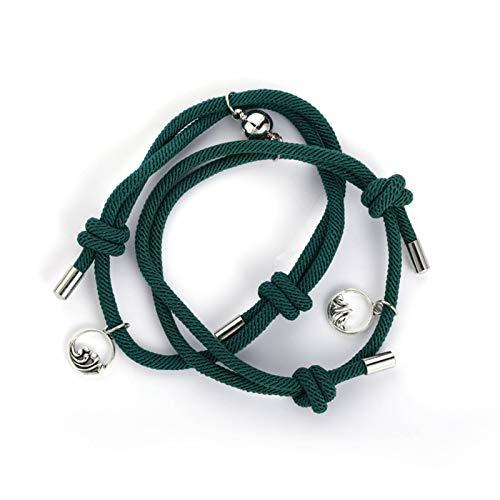 N\C QSY Fashion Handmade Bracelet Female Valentine