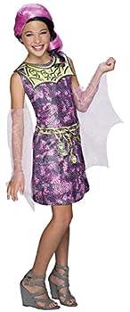 Rubie s Costume Monster High Haunted Draculaura Child Costume Small