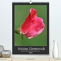 Schoene Gartenwelt (Premium, hochwertiger DIN A2 Wandkalender 2022, Kunstdruck in Hochglanz): Wunderschoener Blick in die kleine Welt der Pflanzen (Monatskalender, 14 Seiten )