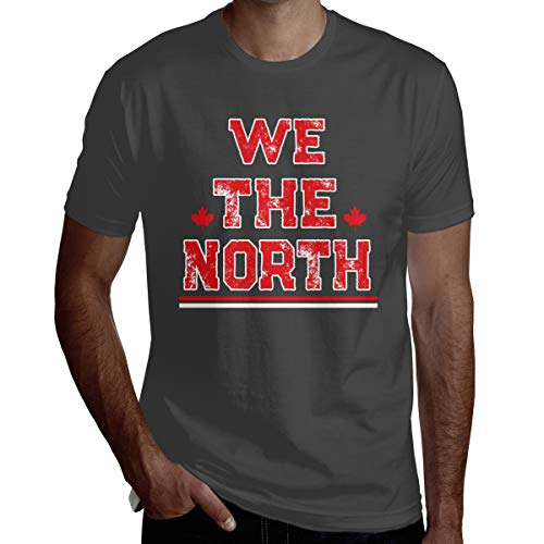 WE The North Men's Short Sleeve T-shirt Tee Perfect for Birthday Christmas of Gift for Commemoration Day