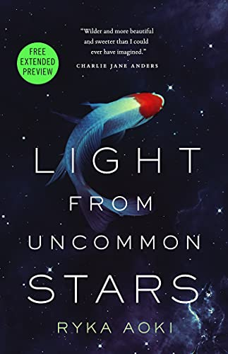 Light From Uncommon Stars Sneak Peek