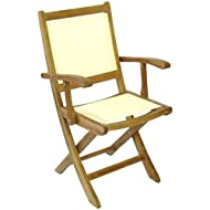 MontpellierWoodenFoldingGardenChairs