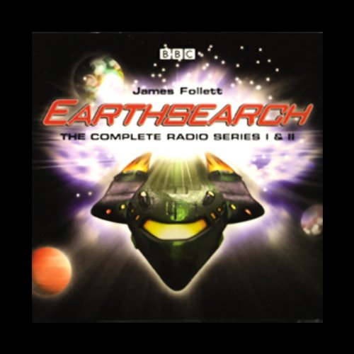 Earthsearch audiobook cover art
