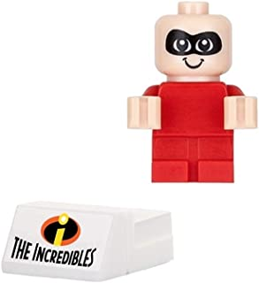 LEGO Disney: Incredibles 2 Movie Minifigure - Jack Jack Parr (with Display Stand) 10761 Cute!