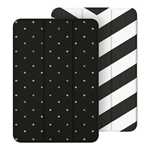 Belkin F7N307btC00 - Funda Reversible para iPad Mini, Color Negro y Blanco
