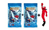 The Big Fish Optimum Fish Food Betta 20g (Pack of 2) with Floating