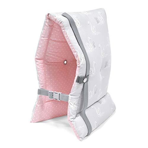 LAURA ASHLEY (ローラ アシュレイ) 防災頭巾(椅子固定ゴム付き) Swans N4440500