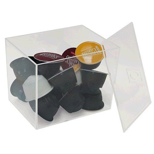 Box trans. 20 capsulas dolce gusto/60 nesspres c24