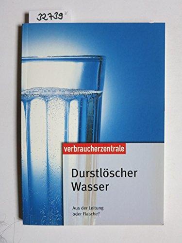 Durstlöscher Wasser: Aus der Leitung oder Flasche?