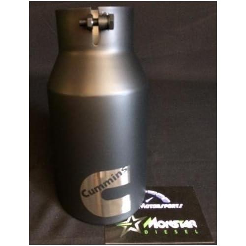 Diesel Exhaust Tip 4 Inlet: Amazon com