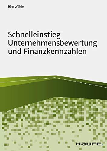 Schnelleinstieg Unternehmensbewertung und Finanzkennzahlen (Haufe Fachbuch)