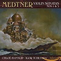 Violin Sonatas Nos.1 & 3