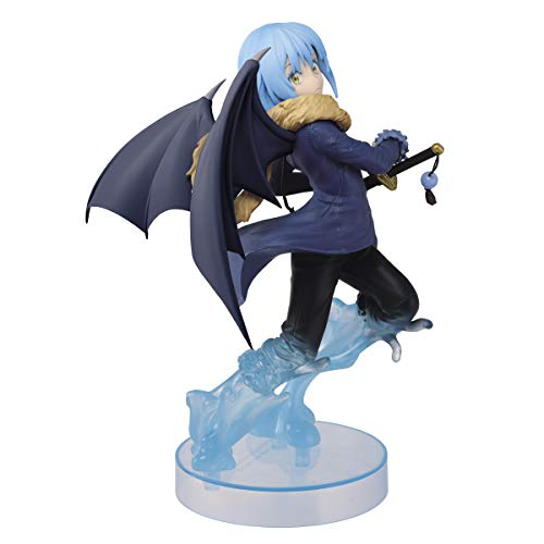 Banpresto 39598 That Time I Got Reincarnated As A Slime Rimuru Tempest Ver.2 Exq Figure