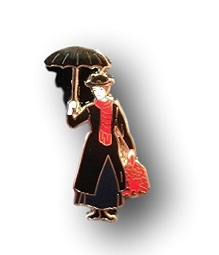 Disney Parks Mary Poppins Trading Pin Disney Parks Exclusive & Limited Availability