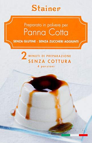 Preparado para Panna Cotta 60 g de polvo