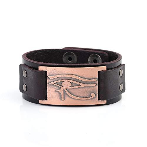 Bracelet En Cuir Pour Femme,Vintage Tressé En Cuir...
