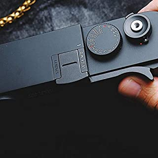 BEESCLOVER Thumb Grip Thumb Rest Hot Shoe Cover for Leica M10 Black One Size