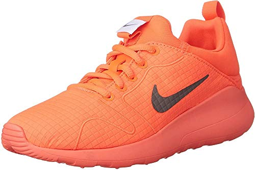 Nike Wmns Kaishi 2.0 Prem, Zapatillas de Entrenamiento Mujer, Naranja (Total Crimson Orange/metallisches Zinn/weiß), 38.5 EU