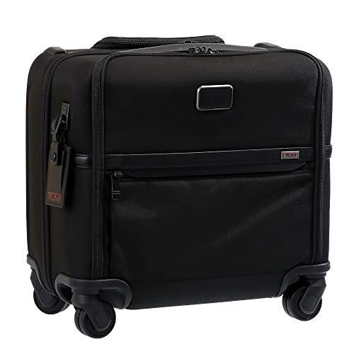 [トゥミ] スーツケース キャリーケース TUMI アルファ3 USB充電ポート付 25L 4輪 2603624 D3 ブラック [並行輸入品]