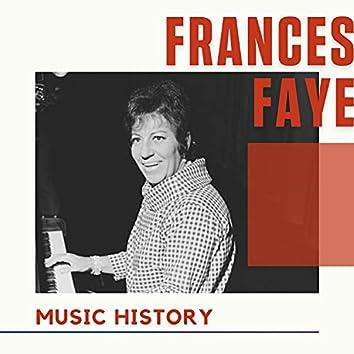 Frances Faye - Music History