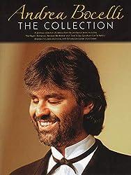 Andrea Bocelli: The Collection - New Edition. Partitions pour Piano, Chant et Guitare