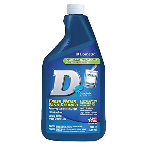 Dometic D1225001 Fresh Water Tank Cleaner