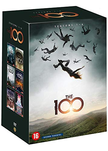 The 100-Saisons 1 a 6 [DVD]