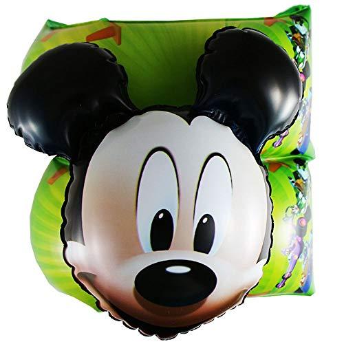 Boia Infantil de Braço 3D 19 x 19 cm Mickey