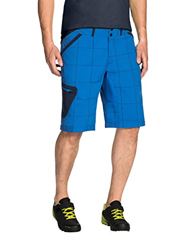 VAUDE Herren Craggy Shorts Hose, Radiate Blue, XXL - 4