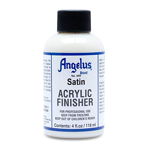 Angelus Finisher Satin für Lederfarbe 118 ml