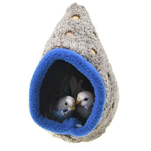 MuYaoPet Bird Parrot Nest Hammock for Parakeet Cockatiel Conure Cockatoo Lovebird Small Animal...